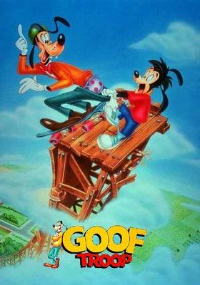 Disney's Goof Troop ~ My favorite cartoon when I was in elementary school. I'd come home and watch it while I did my homework in-between commercials. *lol* // goofy and max