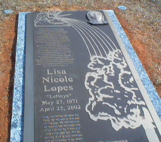 Autopsy eye left lisa pictures lopes