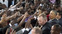 """Obama: """"Soy El Primer Presidente Keniano-Estadounidense"""""""