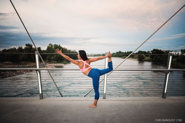 Creative Portrait Session | Calgary Lifestyle Photography | Yoga Photos