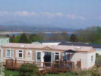 Hafan y mor Haven - 3 Bedroom Holiday Caravan for Hire on Hafan y mor Haven