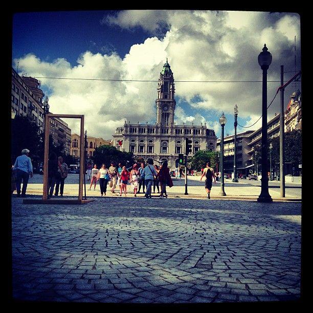 Avenida dos Aliados em Porto, Porto