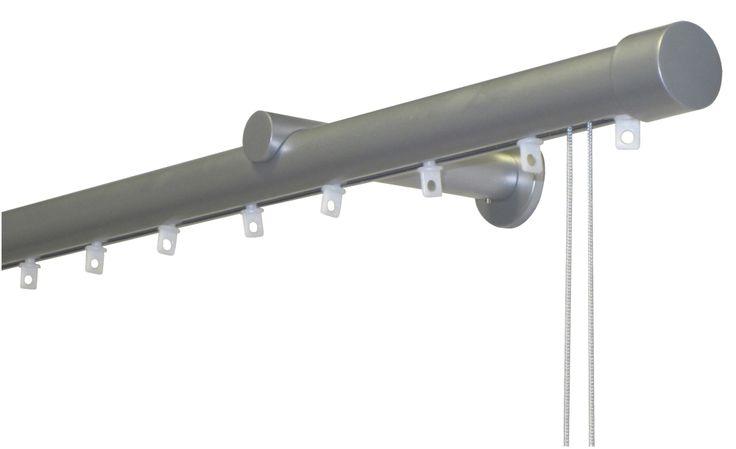 Varão Onda Ø28mm refª 780-OP2 (Cor Alumínio)