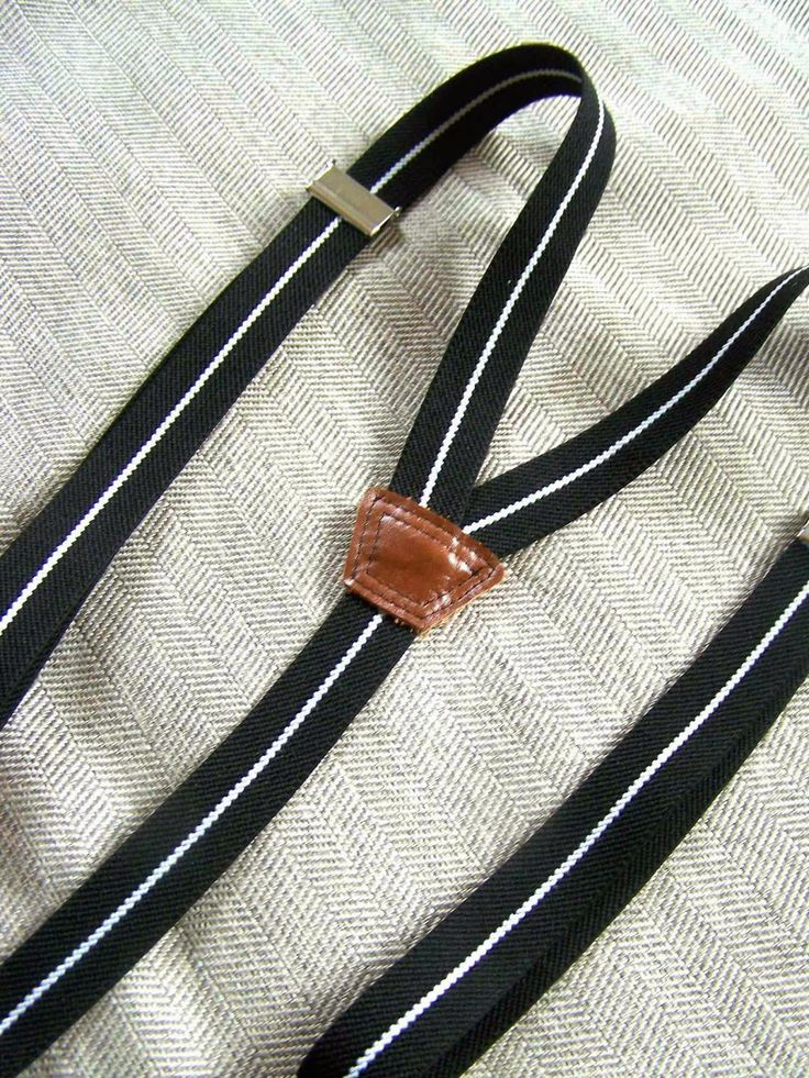 how to make fabric suspenders