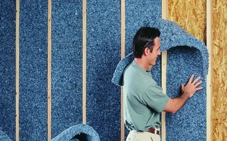 recycled denim insulation this type of insulation is also highly