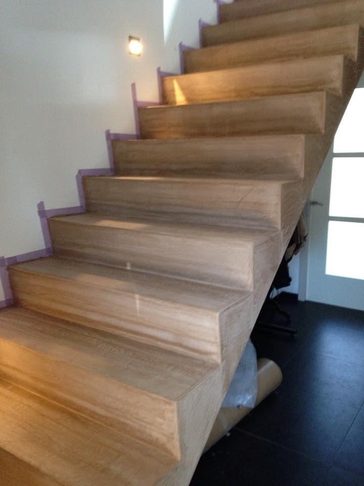 8 best betonlook in uw interieur images on pinterest - Betonlook wand ...