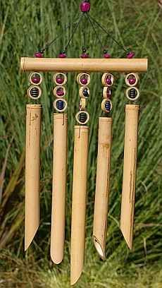 Bamboo Wind Chimes230 x 408 | 15.1KB | www.runnerduck.com