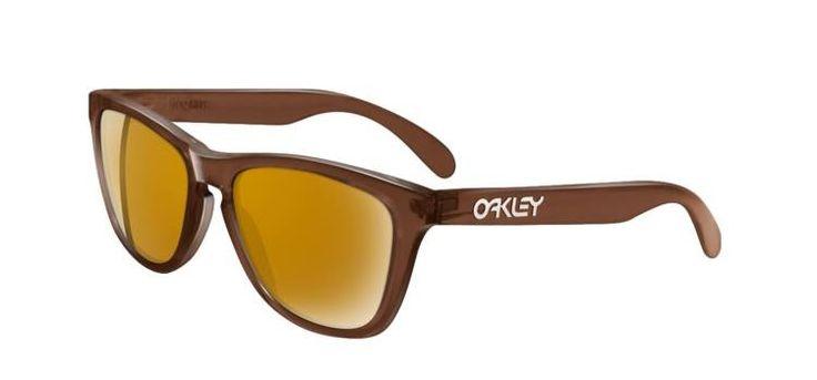 Las gafas de sol de moda para este veranito. Oakley Frogskins 9013