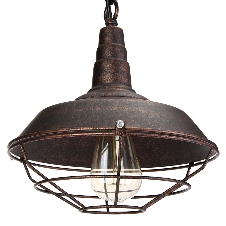 Metal Vintage Ceiling Light Modern Chandelier Pendant Kitchen Bar Fixture Lamp | eBay