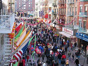 Chinatown, Manhattan -