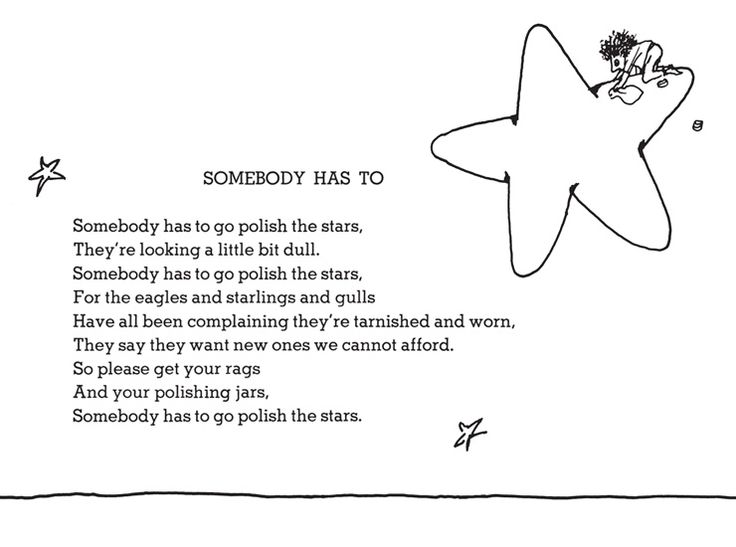 an analysis of the works of shel silverstein And appreciation of the work of shel silverstein by using the poetry analysis charts for each poem in this sample readers' and writers' workshops 5.