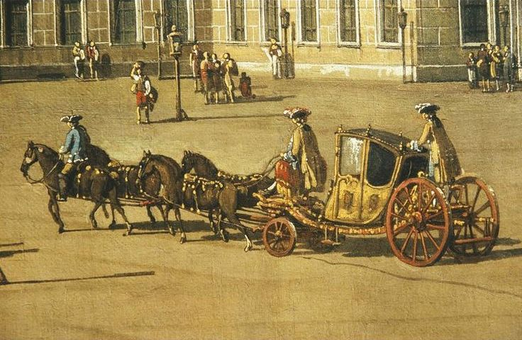 Bernardo Bellotto, called Canaletto (1722-1780), The Imperial Summer residence of Schönbrunn, 1759/1761