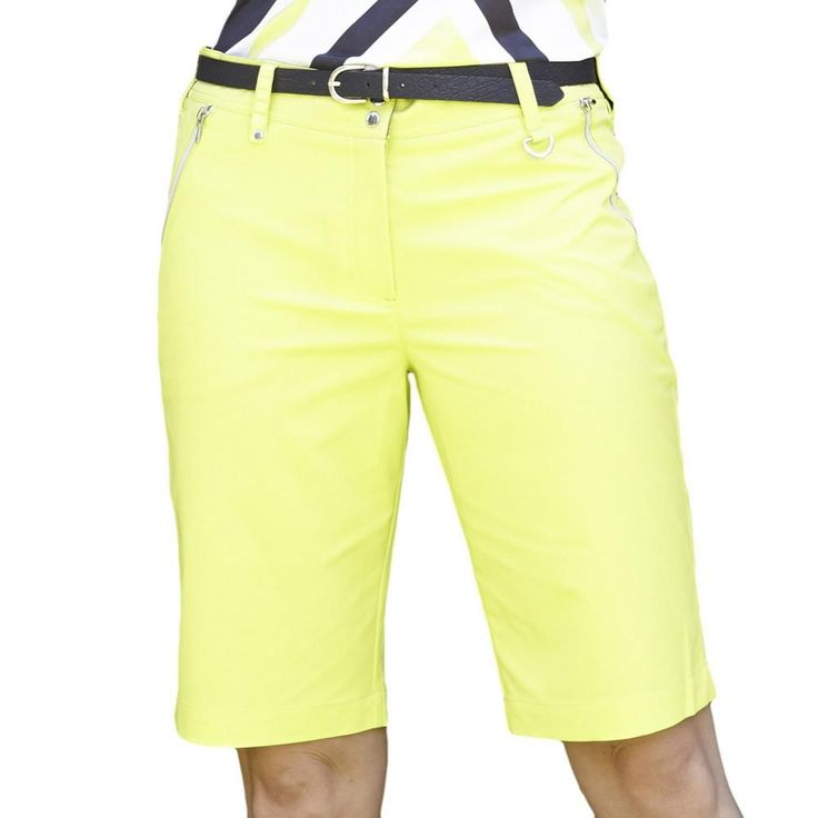 GG Blue Ladies Club Golf Shorts 3 Color Options New Ladies Golf ...