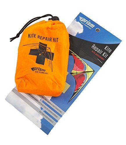 Prism Kite Repair Kit. Includes Dozens of Materials and Detailed Instruction Booklet