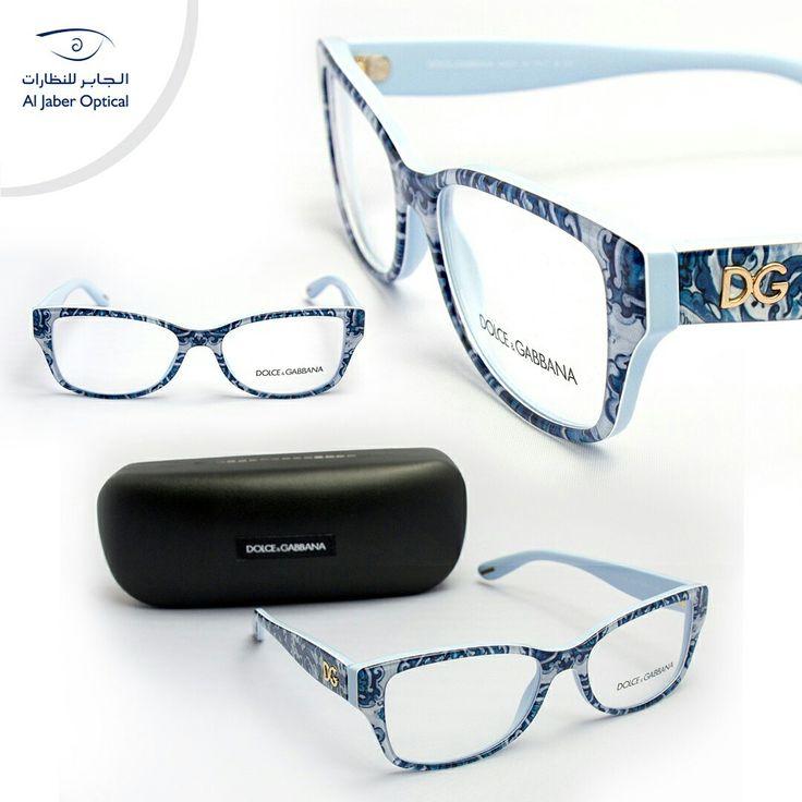 تمتعي باطلاله مميزة من نظارات دولشي اند جابانا الطبية مع تصميمها الشبابي!  This stunning model from Dolce&Gabanna provides exceptional comfort and style that will make you the center of attention everywhere you go!  #Aljaber_optical #Dolcegabbana #Eyeglasses #UAE #Dubai #Sharjah #Abudhabi #Alain #RAK #health #Beauty #Dubaimall  #Fashion #الجابر_للنظارات #دولشي_جابانا #نظارات  #نظارات_طبية  #الامارات #دبي #الشارقة #أبوظبي #دبي_مول #العين #صحة #موضه