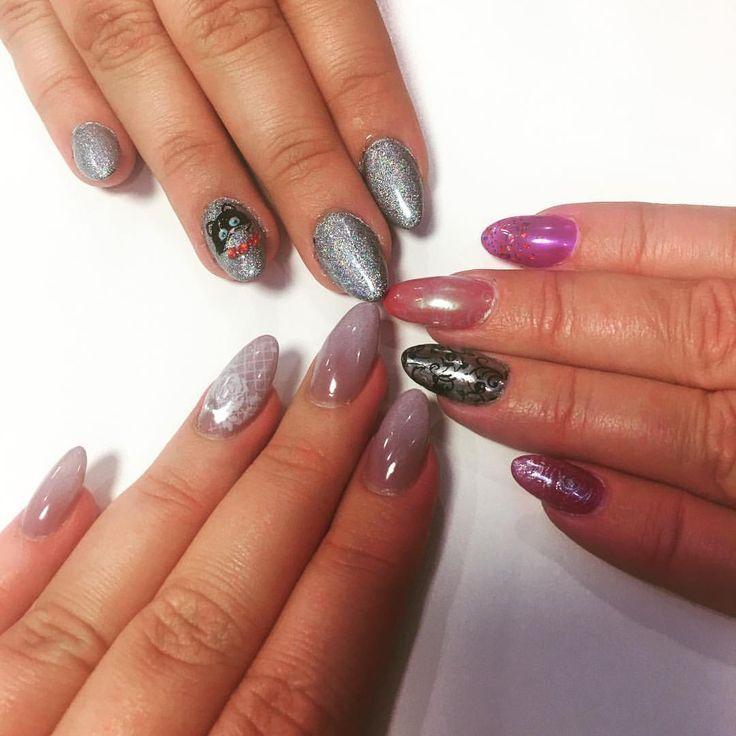 """""""Yas #naildesigns #nails #nailart #nailstamping #nailsdone #nails #pretty #prettycolors #cute…"""""""