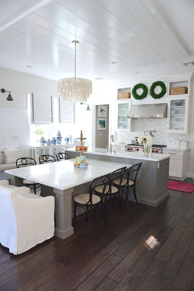 I Love The Windows And Brightness Of This Kitchen The