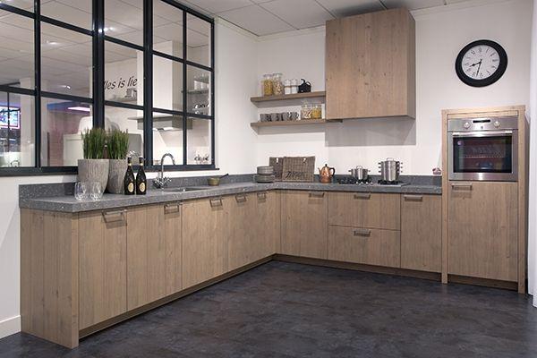 25 best keuken images on pinterest - Keuken in lengte ...