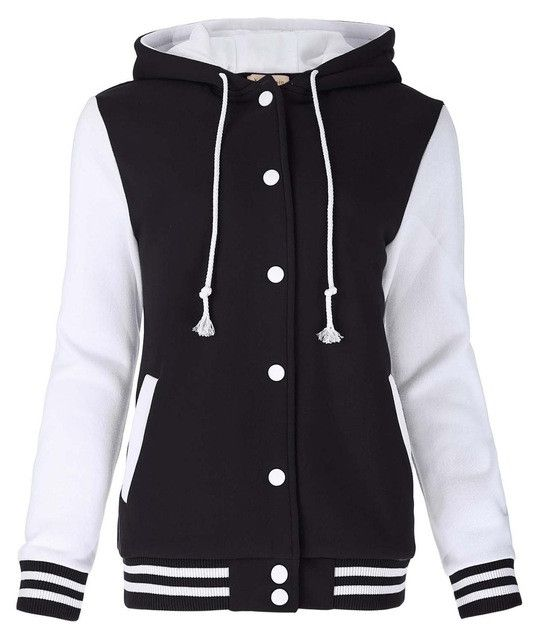 Womens Bomber Jacket Baseball Ladies Pilots Outerwear 2017 Baseball Jacket Casacos Femininos College Jackets Harajuku Style Coat