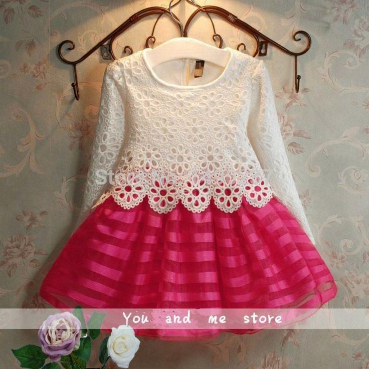 Vestidos Para Niñas,alta Costura Garantizada. Fabricantes - Bs. 10,00 en MercadoLibre
