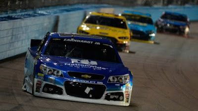 The NASCAR News Source: Dale Earnhardt Jr. Revenges NASCAR's Talladega Fin...