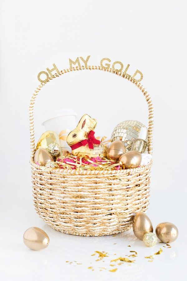 16 best easter images on pinterest easter eggs easter bunny and easter basket for your gal pals negle Images