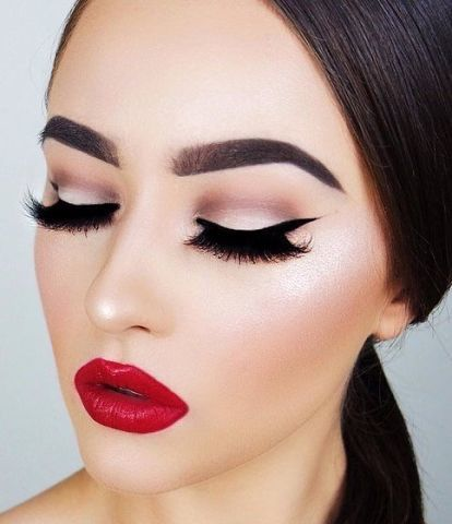 Best Fall Makeup Trends 2016