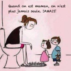 #maman / #mum ... Never alone !!!
