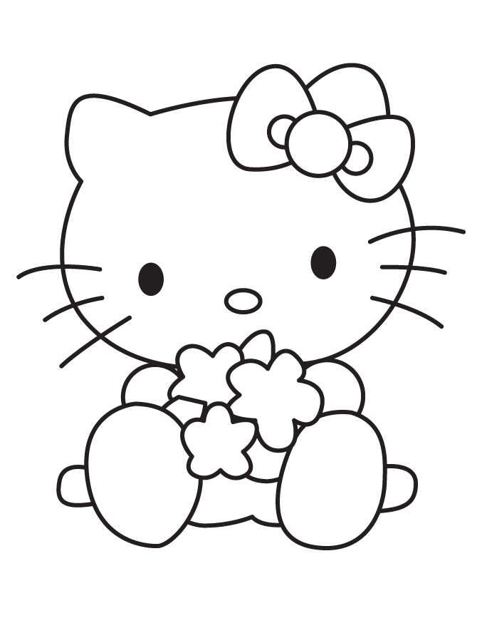 Baby Coloring Pages And Drawing For Kids Free Coloring Sheets Hello Kitty Colouring Pages Hello Kitty Coloring Easy Disney Drawings