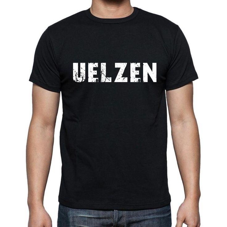 uelzen, Men's Short Sleeve Rounded Neck T-shirt