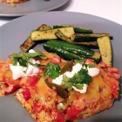 Salsa Chicken Allrecipes.com