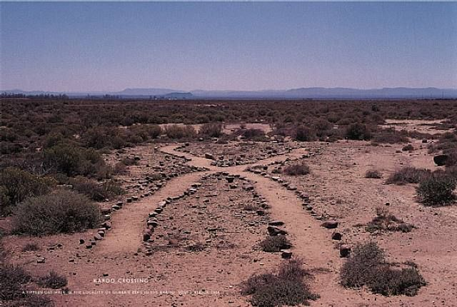 Richard Long – A Crossing Place  LANDART