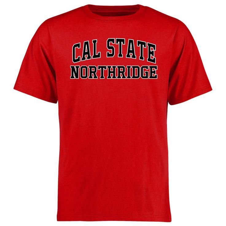 Cal State Northridge Matadors Everyday T-Shirt - Red