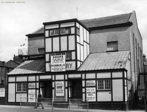 Victory Cinema, Wood Street, Middleton, Manchester ...