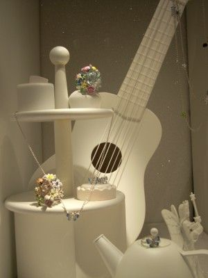 17 best images about visual merchandising jewellery ideas for Jewelry store window displays