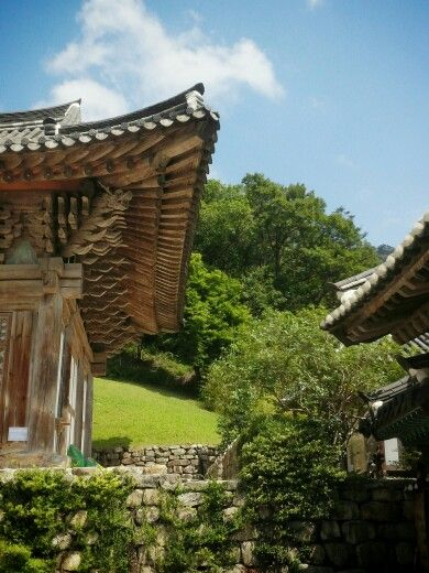 Korean beauaty. Naesosa in Buan. 변산반도. 부안. 내소사.