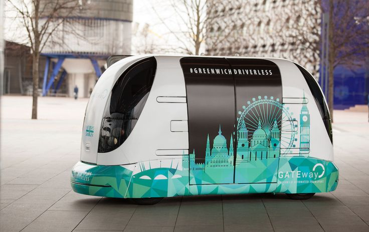 London is Testing Driverless Public Transportation Pods | Digital Trends