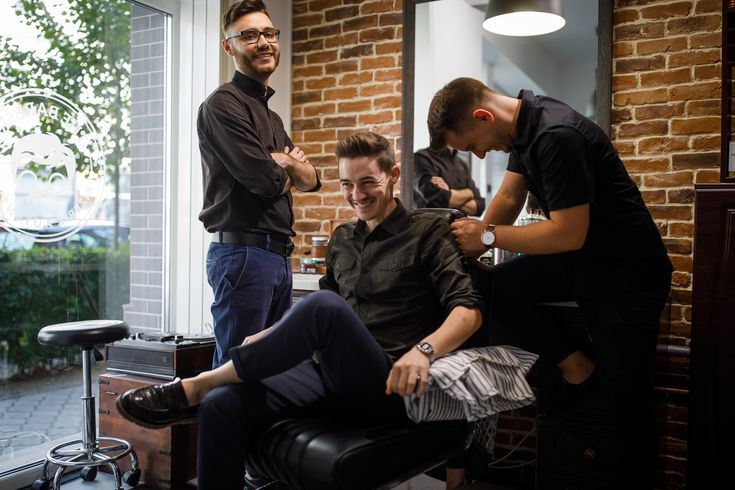 """We are extremely old-fashioned, and from the begging of The Barber we have only one rule for our team members """" You just need to be a good person"""" and believe us, all other thinks will be okey! #thebarberromania #barbershop #barber #haircut #hair #beard #since2014"""