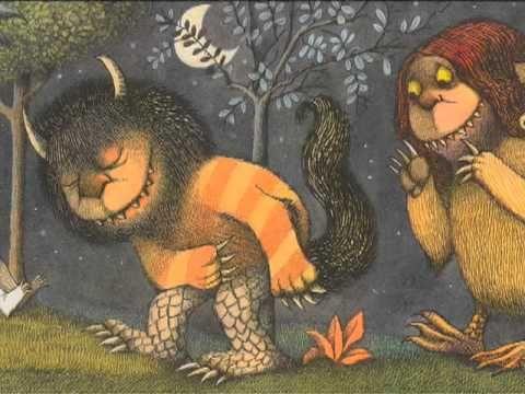 Nel paese dei mostri selvaggi di Maurice Sendak Babalibri MI - YouTube