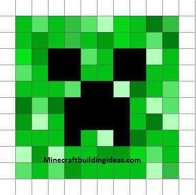 Afbeeldingsresultaat voor minecraft sjablonen