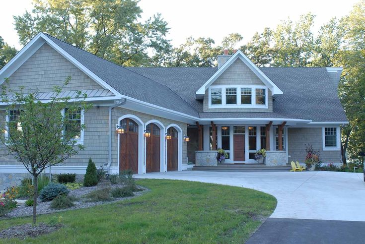 Growing with a Home: The Stevens Road Custom Lake Home | Colby Blog