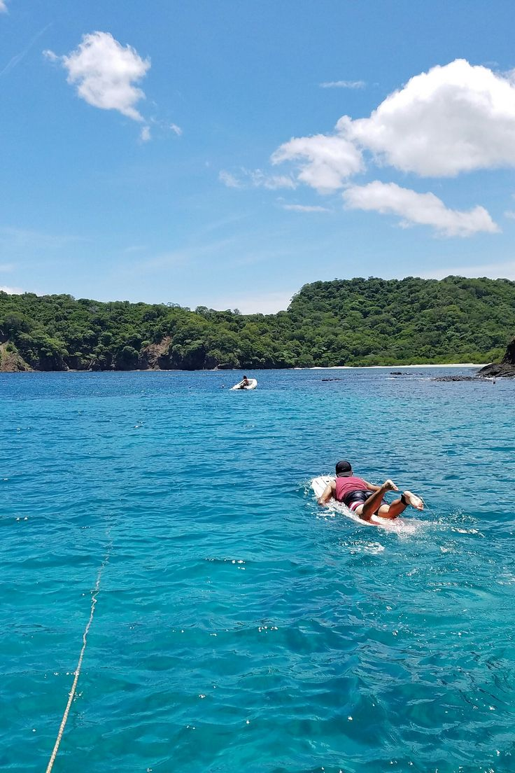 Why go boating in Costa Rica - for beautiful beaches and views! Read more why here: http://mytanfeet.com/activities/boating-in-costa-rica/