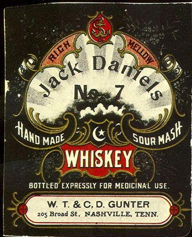 Jack Daniels No. 7