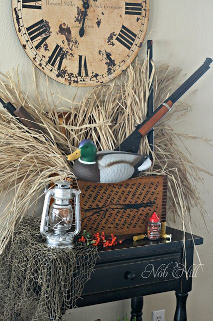 Thanksgiving - Duck Dynasty Style BB Guns and Duck Decoys