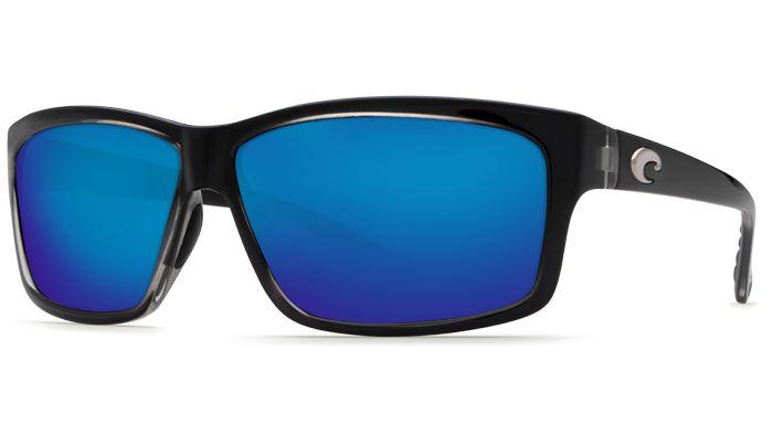 Costa Del Mar Cut 580G Squall/Blue Mirror Polarized Sunglasses
