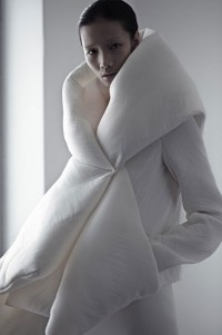 Yet another Japanese cocoon coat ...