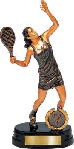Antique Gold Tennis Female - 240mm