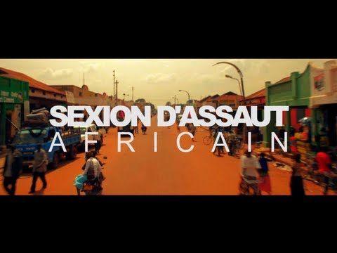 Sexion d'Assaut - Africain #video