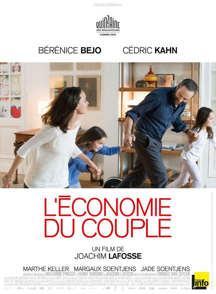 L'économie du couple de Joachim LAFOSSE (2015) (août 2016)