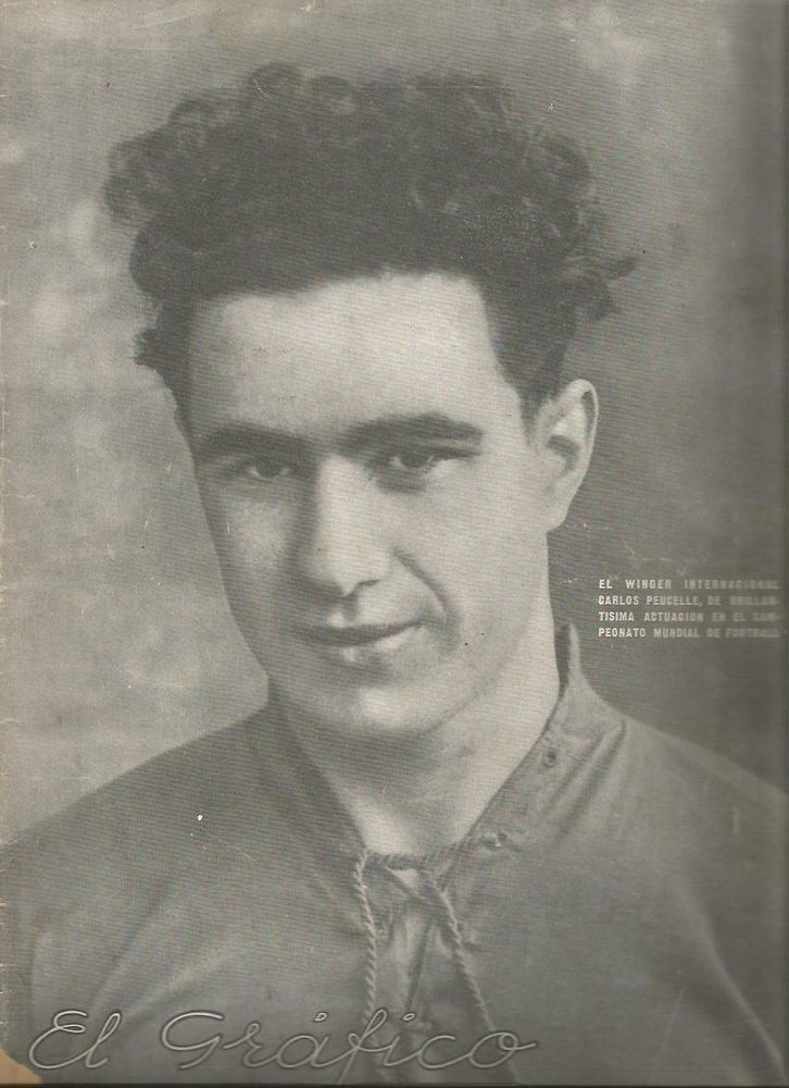 El Grafico Magazine # 578 Uruguay Soccer World Cup 1930 RRR  | eBay